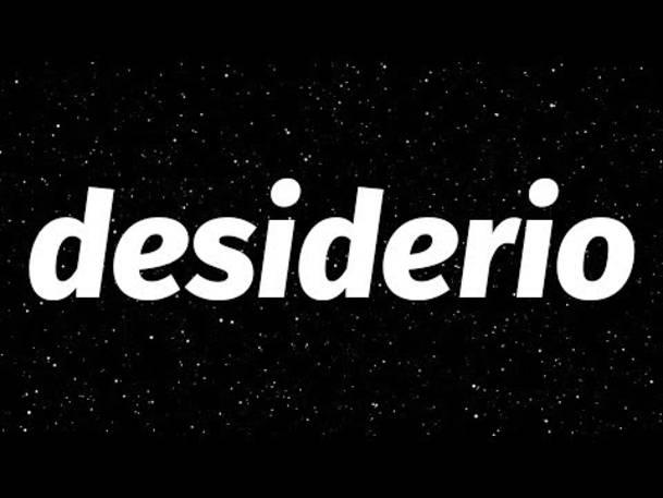 Parole Parole S01E22: DESIDERIO