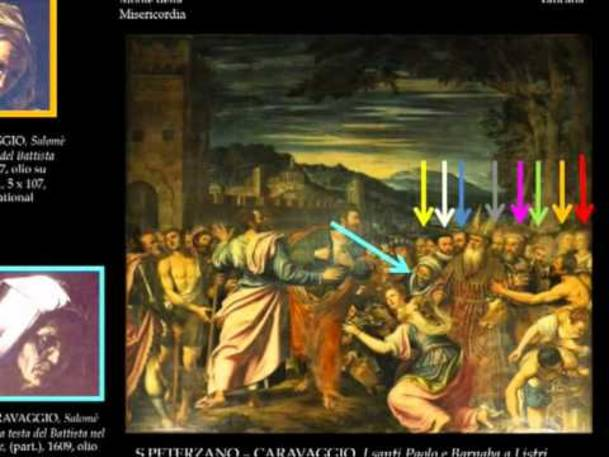 Giovane Caravaggio - Clip
