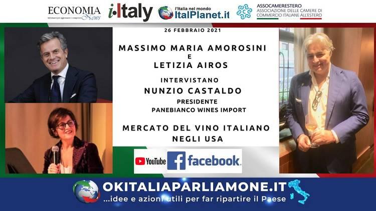 Mercato del vino italiano negli USA