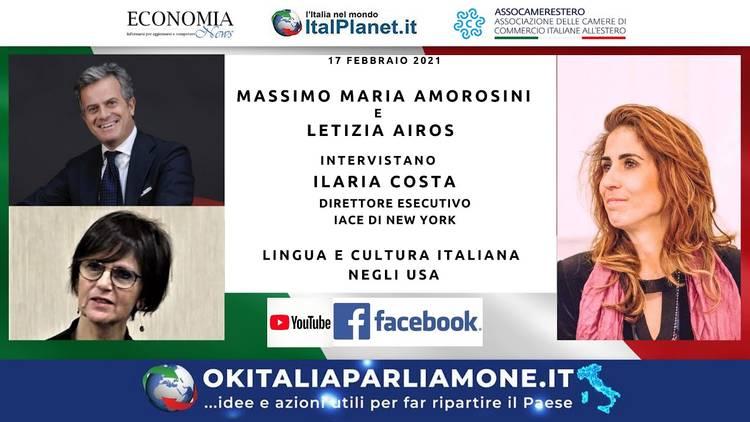Lingua e cultura italiana negli USA